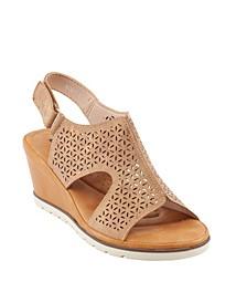 Crissy Wedge Sandal
