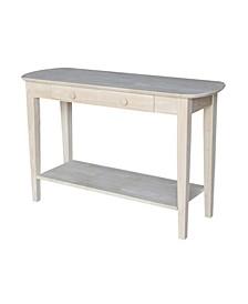 Philips Oval Sofa Table