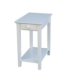 Narrow End Table