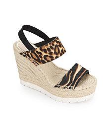 Kenneth Cole New York Olivia Simple Wedges Sandal