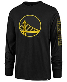 Golden State Warriors Men's Color Pop Super Rival Long Sleeve T-Shirt