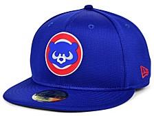 Kids Chicago Cubs 2020 Clubhouse 59FIFTY-FITTED Cap