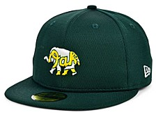 Oakland Athletics 2020 Batting Practice 59FIFTY-FITTED Cap