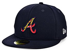 Kids Atlanta Braves 2020 Batting Practice 59FIFTY-FITTED Cap