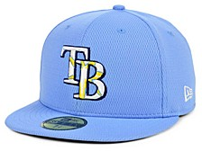 Kids  Tampa Bay Rays 2020 Batting Practice 59FIFTY-FITTED Cap