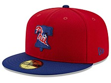 Philadelphia Phillies 2020 Men's Spring Training Fitted Cap