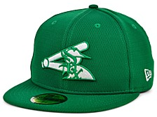 Chicago White Sox 2020 Men's St. Pattys Day Fitted CapCap