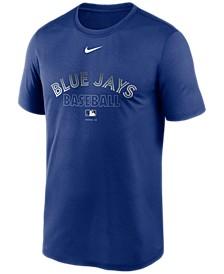 Toronto Blue Jays Men's Authentic Collection Legend Practice T-Shirt