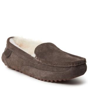 Men's Fireside Melbourne Shearling Moccasin Slippers Men's Shoes