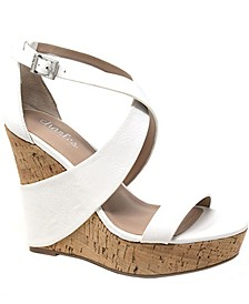 Atlantis Wedge Sandals