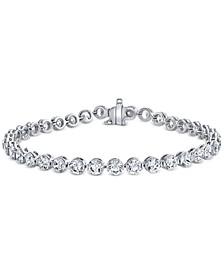 Diamond Tennis Bracelet (7 ct. t.w.) in 14k White Gold