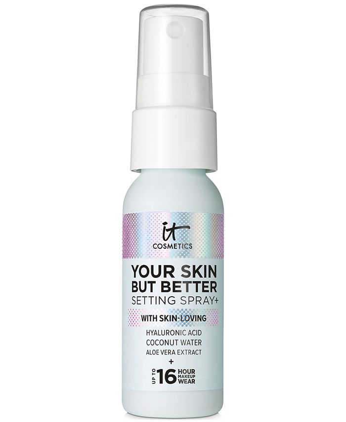 IT Cosmetics - Your Skin But Better Setting Spray+, 1-oz.