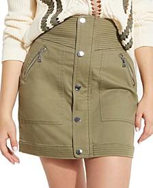 Aja Cargo Mini Skirt