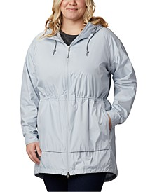Plus Size Sweet Maple Jacket