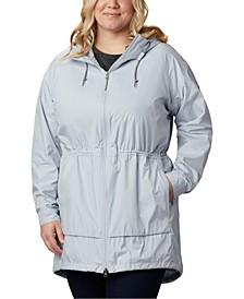 Plus Size Sweet Maple Jacket