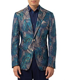 Men's Vigaro Printed Jacket