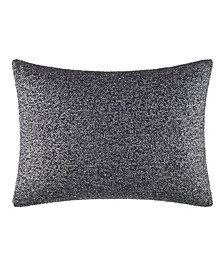 Grisaille Weave Boucle Breakfast Pillow