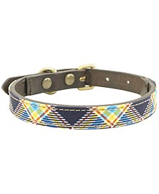 Jericho Leather Dog Collar, Medium