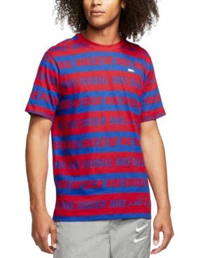 Nike MEN'S SOCCER GRAPHIC T-SHIRT