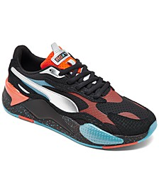 Men's RS-X3 Fifth Element Casual Sneakers from Finish Line
