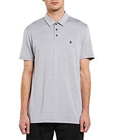 Men's Hazard Performance Short Sleeve Polo T-shirt