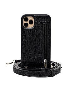 Iphone 11 Pro Case with Strap Wallet