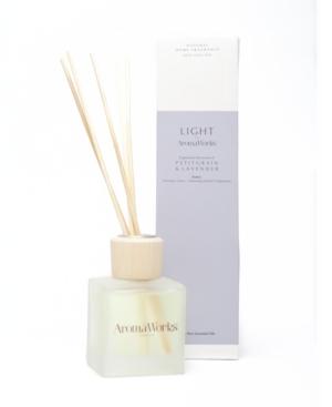 Light Range Petitgrain and Lavender Reed Diffuser