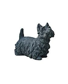 Angus Scotty Dog Garden Statue