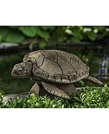 Large Sea Turtle Statuary