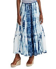 Petite Ultra-Flattering Peasant Skirt