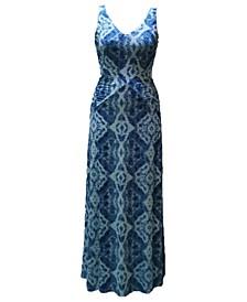 INC Ocean Wave Maxi Dress, Created for Macy's