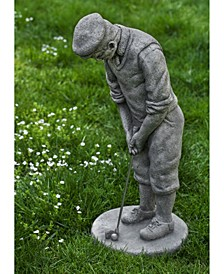 Classic Golfer Statuary