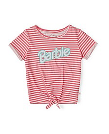 Big Girls Barbie Other Side Tee