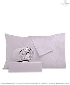 300 Thread Count Cotton Sheet Set Queen