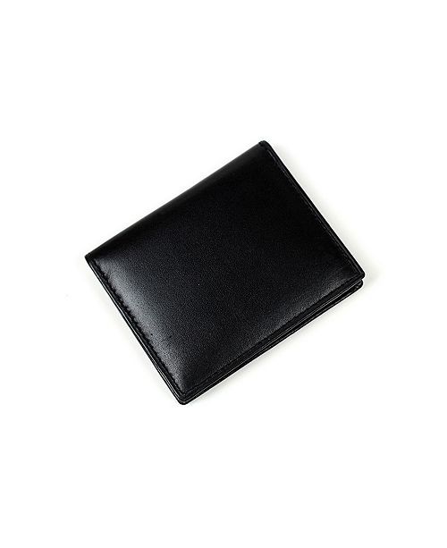 CHAMPS Genuine Leather Duo-Fold Card Holder