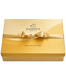 70-Piece Gold Gift Box