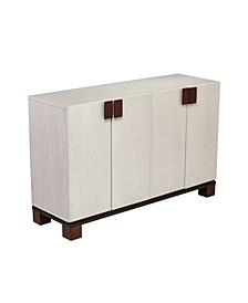 Hoiden 4 Door Storage Cabinet