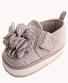 Baby Girls Canvas Slip-On Shoe