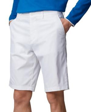 Boss Men's Hayler White Shorts