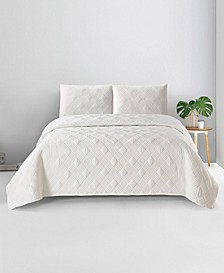 Hadley Zoya Full/Queen 3PC Quilt Set