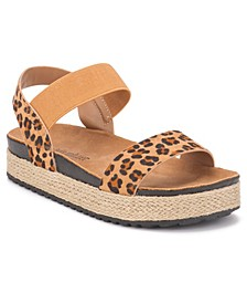 Women's Let's Go Platform Sandals
