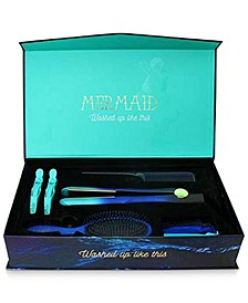 8-Pc. Mermaid Straightener Set, from PUREBEAUTY Salon & Spa