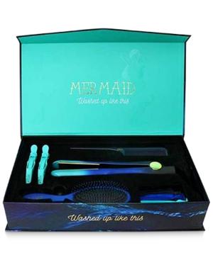 8-Pc. Mermaid Straightener Set