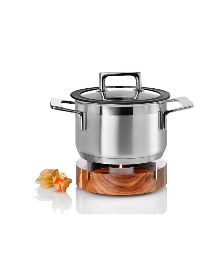AdHoc - Acacia wood Food Warmer