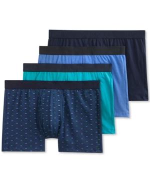 Flex 365 Cotton Stretch Trunk 4 pack