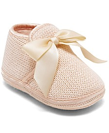 Baby Girls Addison Layette Crib Booties from Finish Line
