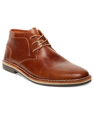 Mens Boots: Chukka Dress Boots Slip-ons - Mens Footwear - Macy&39s