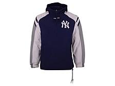 Men's  New York Yankees Logo Anorak Jacket