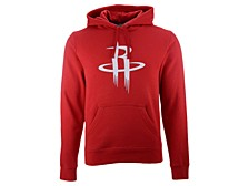 Men's Houston Rockets Halpert Primary Logo Hoodie