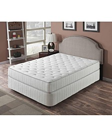 "Primo Solar 9"" Pocket Coil Firm Mattress - Twin"